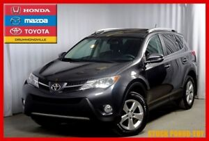 2013 Toyota RAV4 XLE / AWD / TOIT / CAMERA