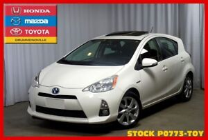 2013 Toyota Prius c Technology/NAV/CUIR/TOIT/MAGS