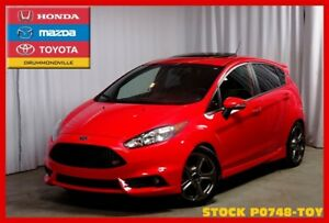 2014 Ford Fiesta ST/NAV/CUIR/TOIT/JAMAIS ACCIDENTÉ