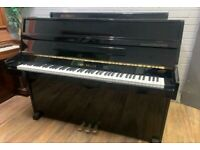 Karl Muller upright piano | Belfast Pianos ||Black || Free delivery | Dunmurry ||