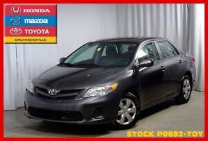 2013 Toyota Corolla SIEG.CHAUFF/AIR/GR.ELECTRIQUE