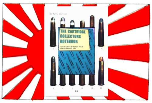 BOOK AND CD JAPANESE MILITARY GUN AMMO ID. ,SHELL,BULLET,CLIPS AND CHARGERS