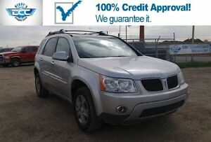 2008 Pontiac Torrent AWD!! 3.4L v6!!Leather & SunRoof!!