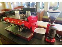 Gaggia Commercial Coffee Machine