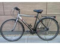 Apollo Belmont men's hybrid bike. 21''.