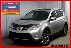 2015 Toyota RAV4 XLE/ AWD / MAGS / TOIT OUVRANT