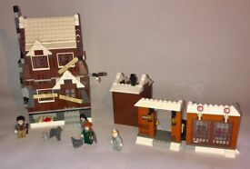 HARRY POTTER LEGO - Set 4756-1 - Shrieking Shack - Complete, Box & Instructions!