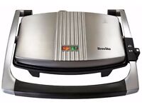Breville VST025 Cafe Style Panini Sandwich Toastie Press - Collection Stockport