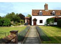 3 bedroom country cottage, near Lyng. 10 minutes from A47. Off road parking , maintained garden.