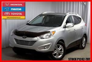 2011 Hyundai Tucson GLS / AWD / CUIR / TRES BAS KM