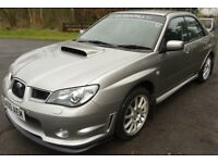 2006 SUBARU IMPREZA STI 2.5 Spec-D, REMAPPED with LAUNCH CONTROL, Good History, 3 OWNERS, Hawkeye