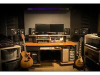 Record with successful music producer/writer in Hackney Downs studio in East London