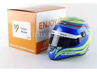 FELIPE MASSA 1/2 SCALE MINATURE HELMET 2016