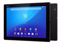 Sony Zperia Z4 Tablet Wanted