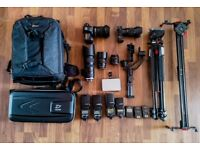 Photographer, Videographer and Video editor