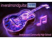 Guitar Lessons - at Inveralmond Community High School Livingston
