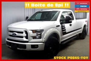 2017 Ford F-150 8FT/FX4/5.0L/33MAGS/WOWW