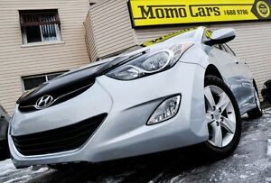 2013 Hyundai Elantra GLS! Heated Seats+LOW KMS! ONLY $110/bi-wee