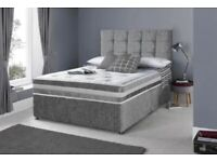Divan Beds With Free Delivery! Huge Clearance Sale!