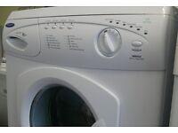 Hotpoint WMA series 1000 spin washing machine
