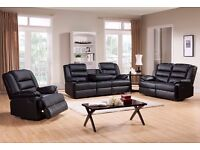 Brand new reclining corner sofas and 3+2+1 combinations