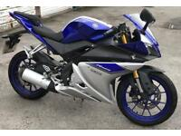 YZFR 125 ABS
