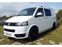 VW T5 - 2l - SWB - 2013 - Fully Converted Campervan - 57000 miles - NO VAT