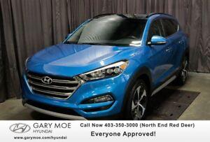 2017 Hyundai Tucson LIMITED W/ SUNROOF, BACK UP CAMERA, HEATED S