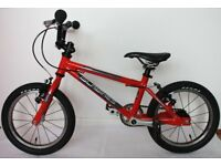 Islabike Cnoc 14 L Large in Red Boys Girls kids firts isla bike in excellent condition