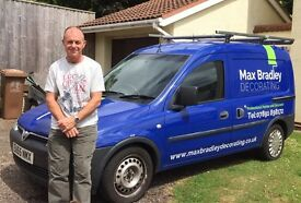 Max Bradley Decorating - Professional Painter & Decorator.