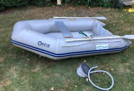 Inflatable Boat Rib Dinghy Tender