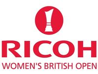 Women's British Golf Open 2 tickets + 1 Parking pass Royal Lytham 2 - 5th August 2018 face value £60