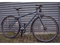 Norco 'City Glide' Gray Town bicycle. . . . Coaster Brake, Automatic Gears