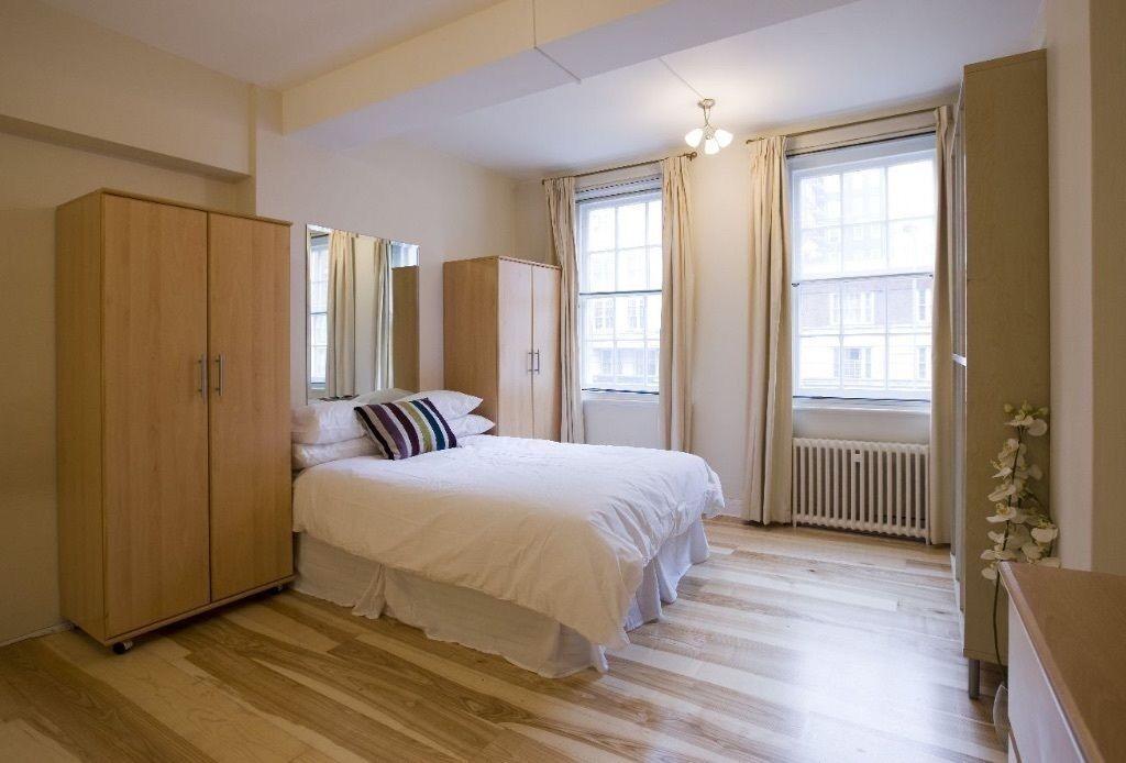 Studio South Kensington fully furnished Flat 707