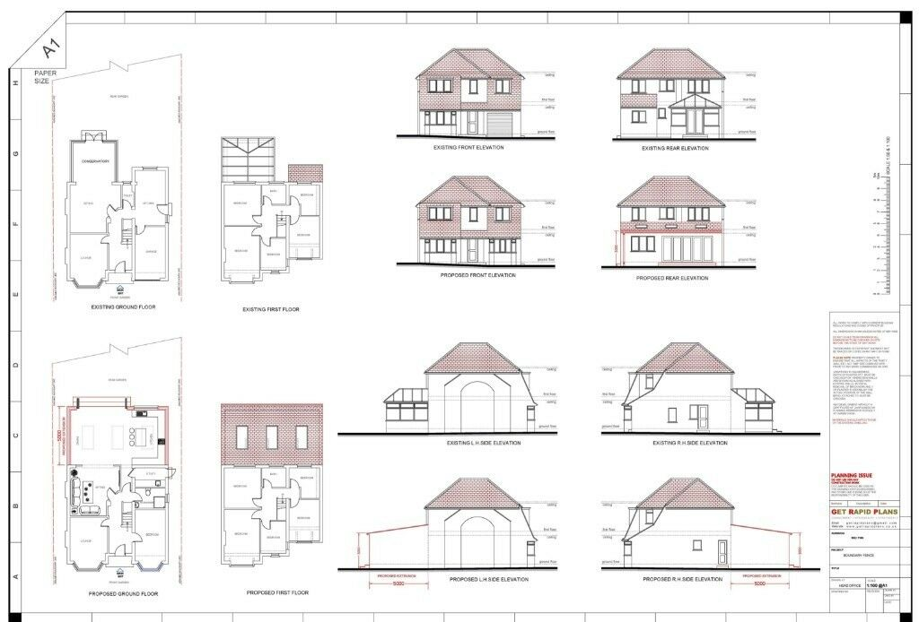 PLANNING FOR LOFT CONVERSION HOUSE EXTENSION FULL ARCHITECT URAL SERVICES