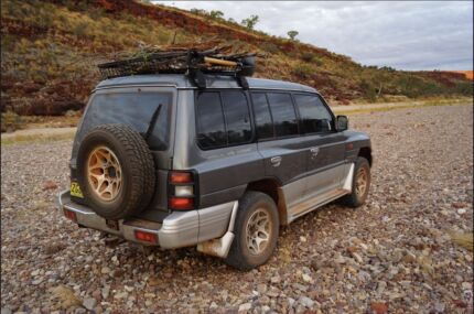 1998 Mitsubishi Pajero Wagon Sydney City Inner Sydney Preview