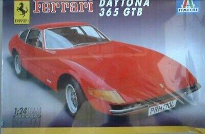 1/24Italeri - FerrariDaytona 365 GTB - Plastic Model Kit