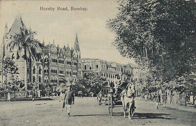 BOMBAY ( India) : Hornby Road