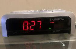 Emerson Research Dual Alarm Clock Radio AM FM Digital Model CKS1855
