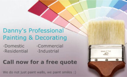 get ur painting jobs done by professional painters