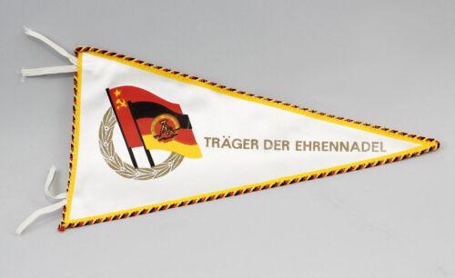 9990123 GDR Pennant Straps the Badge of Honor Gold Deutsch-Sowjetische
