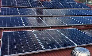 Solar panels   Second hand Mornington Clarence Area Preview