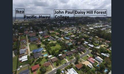 Daisy Hill 1 bed 1 bath granny flat for rent $300