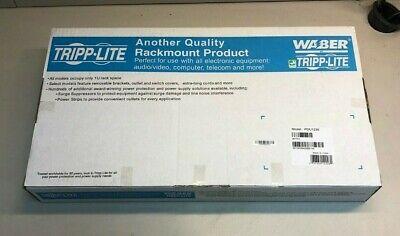 Tripp Lite PDU1230 30A 20 Outlets Power Strip Power Distribution Unit Rack Mount