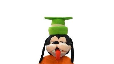 Goofy Mascot Costume HEAD Part Adult Halloween Birthday Disney Boy Party Cosplay - Adult Goofy Costume