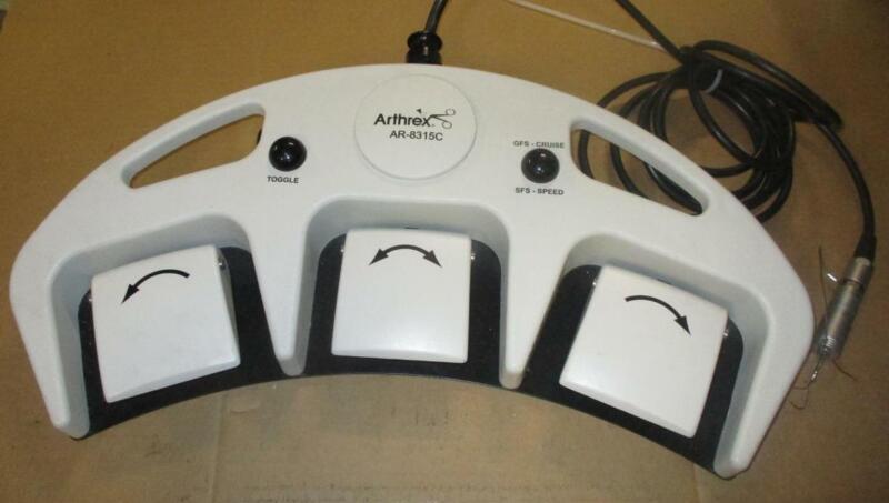 ARTHREX AR-8315C FOOTSWITCH  sp-905-4
