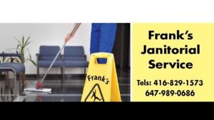 Cleaning services.  Office cleaning and building cleaning