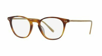 Oliver Peoples HANKS OV5361U 1613 48dark mahogany 1613 Eyeglasses Optical Frame (Oliver Peoples Optical)