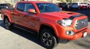 2016 Toyota Tacoma SR5 SPORT 4X4 LOADED DOUBLE CAB Clean Car Pro