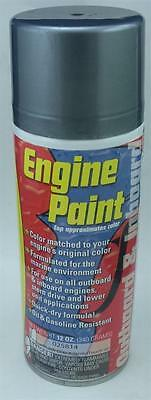 Moeller 025814 Yamaha Blue Gray Outboard Motor Paint Four-Stroke Engines 18448